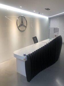 台北市中山區-台灣賓士車廠辦公室搬運