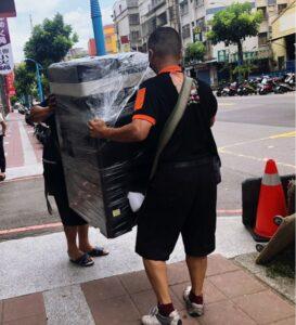 公司戶搬遷-部分辦公設備及影印機搬運