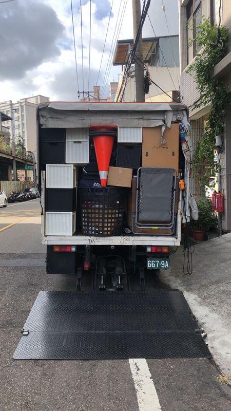 桃園市搬家案例.公司行號物品搬運桃園區搬至龜山區1