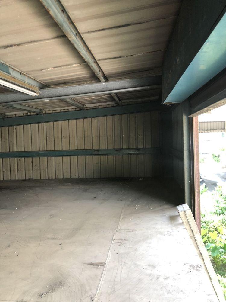 桃園市龜山區搬家案例.清運廢棄物,鐵皮屋共2層,三台車次2