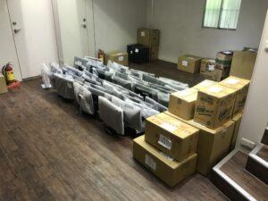 台北市松山區大安區搬家案例.數位娛樂公司辦公室搬遷6
